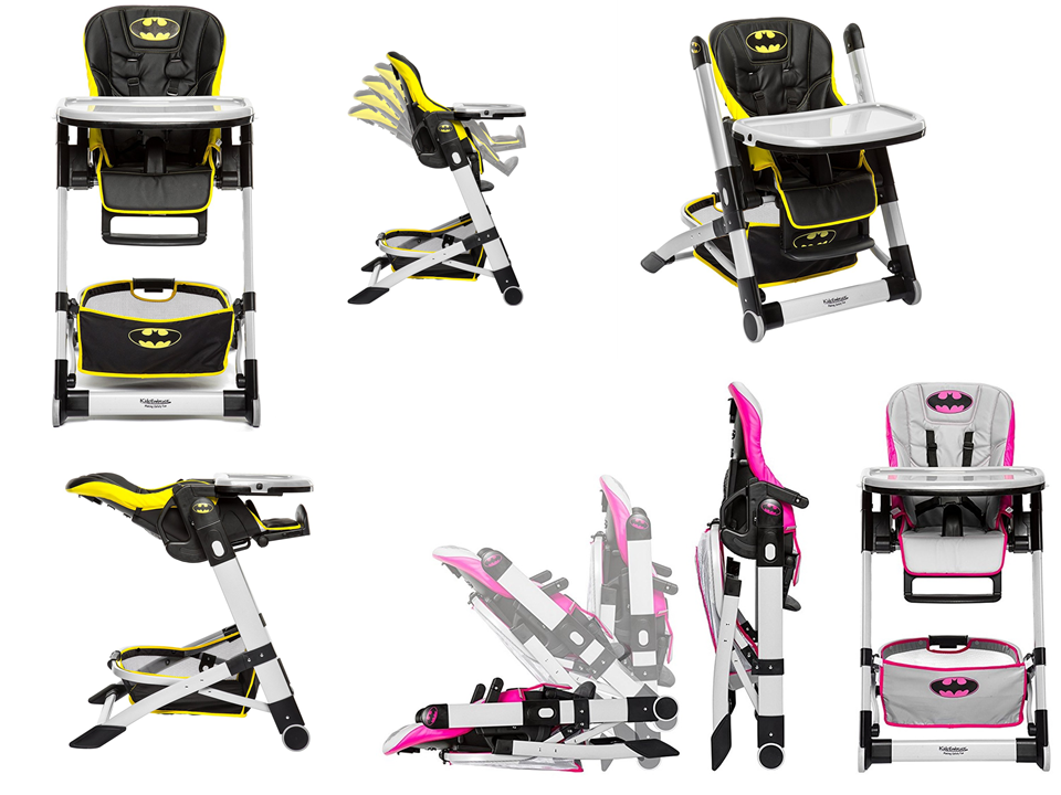 Trillium Sales and Distribution - KidsEmbrace High Chairs - SO versatile!
